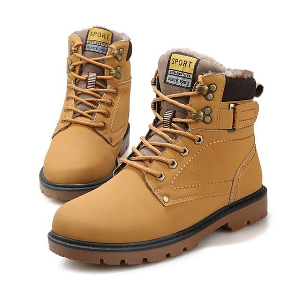West Louis™  Warmest Desert Tactical Boots Yellow / 7 - West Louis
