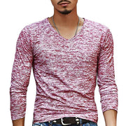 West Louis™ Stretch Pullover Chemise Tee Pink / M - West Louis