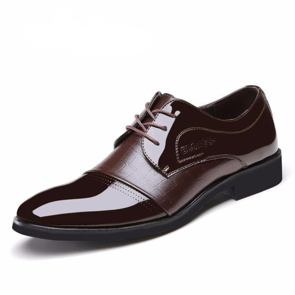 West Louis™ Business Style Oxford Shoes - West Louis, Top of the line Men Shoes