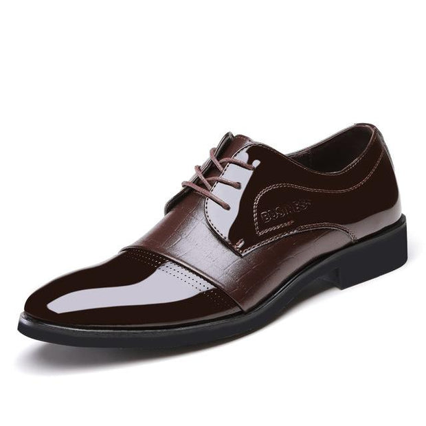 West Louis™ Business Style Oxford Shoes Brown / 6 - West Louis