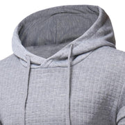 West Louis™ Autumn Solid Color Hoodie  - West Louis