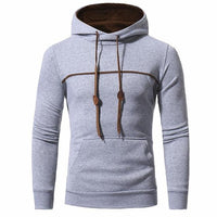 West Louis™ Elegant Hoodie Gray / L - West Louis