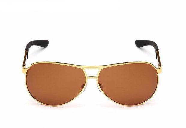West Louis™ Coating Mirror Polarized Sunglasses Orange - West Louis