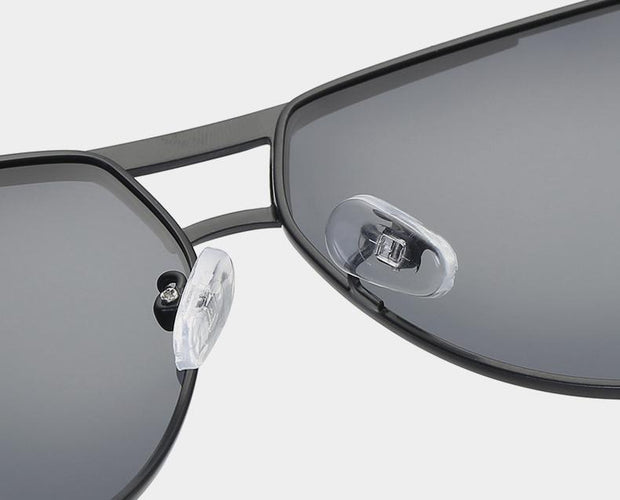 West Louis™ Coating Mirror Polarized Sunglasses  - West Louis