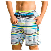 West Louis™ Beach Bottom Trunks Shorts White / L - West Louis
