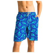 West Louis™ Beach Bottom Trunks Shorts Blue / L - West Louis