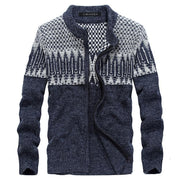West Louis™ Brand Men Knitted Sweater  - West Louis
