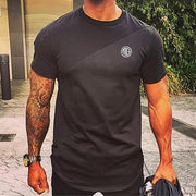West Louis™  Fitness Bodybuilding T-Shirt Black / L - West Louis
