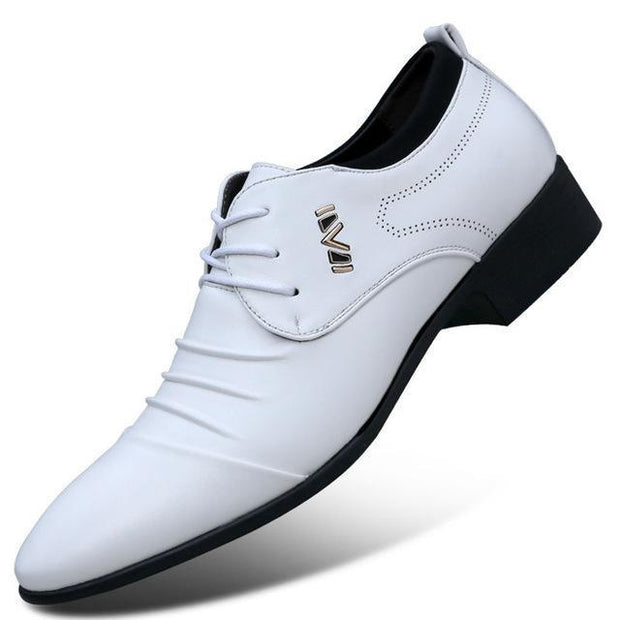 West Louis™ Business Affairs Design Oxford White / 6.5 - West Louis