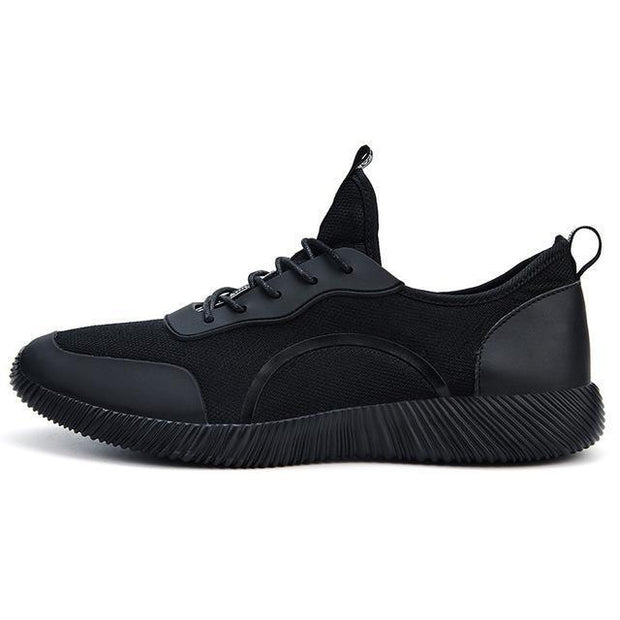 West Louis™ Breathable Mesh Lovers Unisex Shoes Black / 6 - West Louis