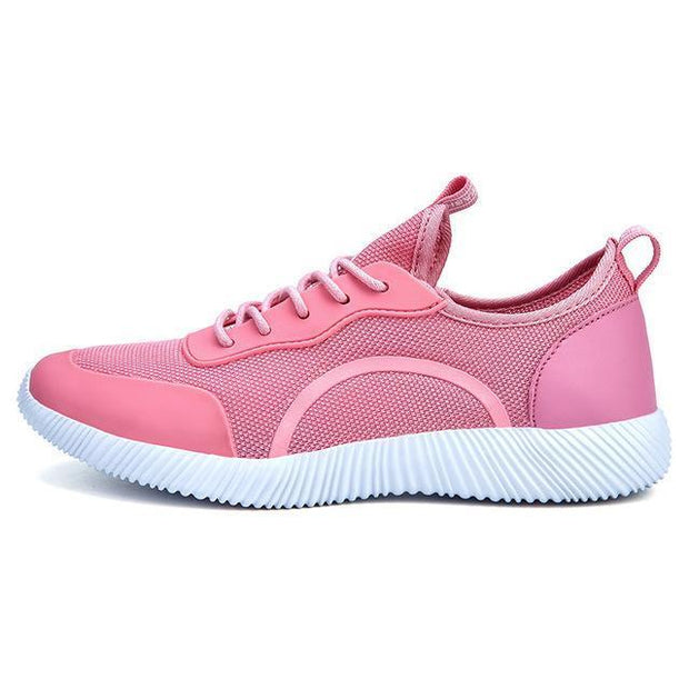 West Louis™ Breathable Mesh Lovers Unisex Shoes Pink / 8 - West Louis
