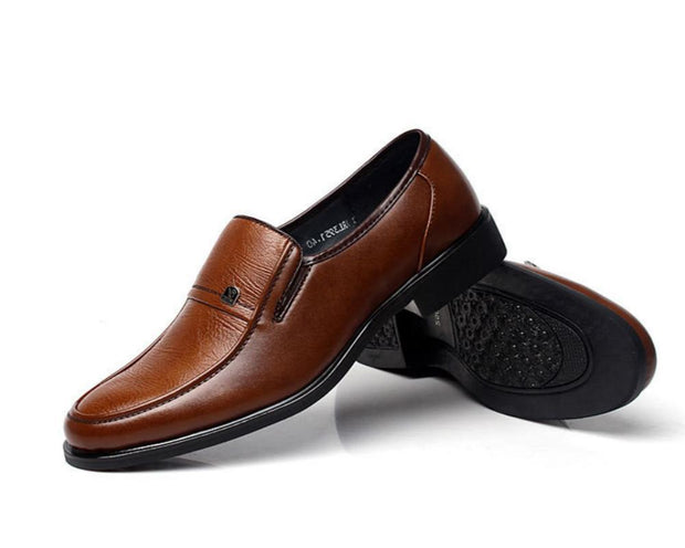West Louis™ Business Leather Shoes Oxfords Shoes  - West Louis
