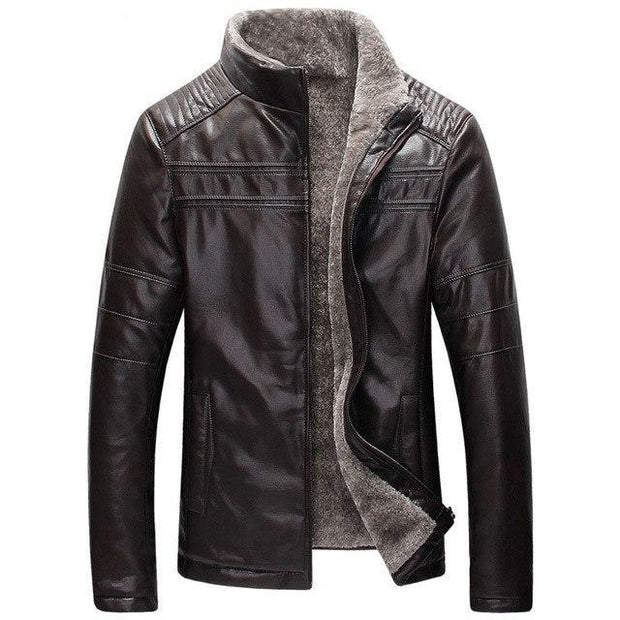 West Louis™ Wild West Leather Jacket