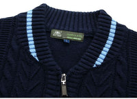 West Louis™ Men Spring And Autumn Outwear Sweater  - West Louis