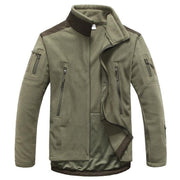 West Louis™ Warm Polar Tactical Fleece Jacket