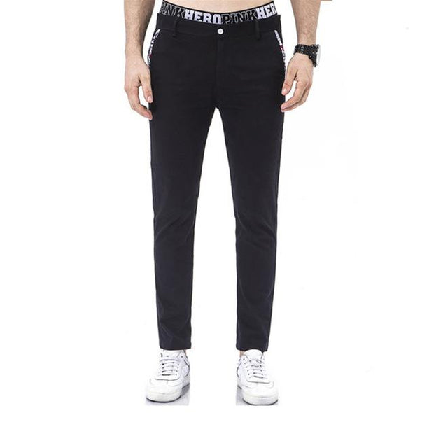 West Louis™ Business Dress Slim Jogger Trousers black / XS - West Louis