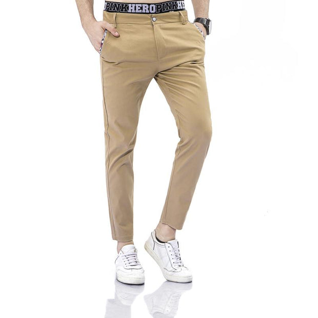 West Louis™ Business Dress Slim Jogger Trousers  - West Louis