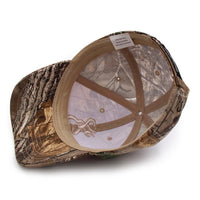 West Louis™ Browning Camo Baseball Cap  - West Louis