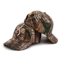 West Louis™ Browning Camo Baseball Cap Light Brown / One Size Fits All - West Louis