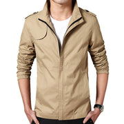 West Louis™ Designer Business-Man Windbreaker Jacket  - West Louis