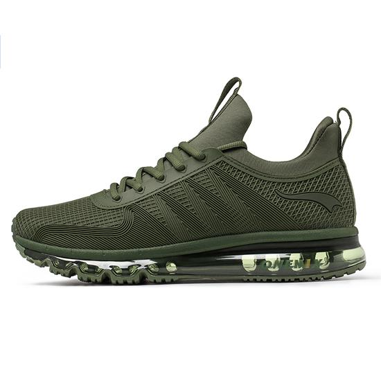 West Louis™ Breathable Lightweight Athletic Running Sports Shoes Army Green / 11 - West Louis
