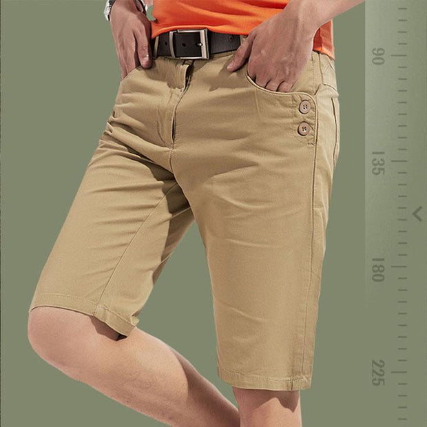 West Louis™ Summer Fashion Cotton Shorts  - West Louis