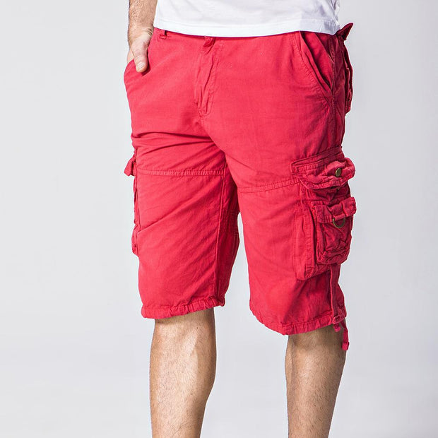West Louis™ Summer Camouflage Millitary Shorts  - West Louis