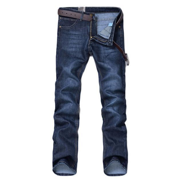 West Louis™ Denim Casual Blue Jeans Blue / 28 - West Louis