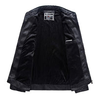 West Louis™ Autumn Leather Jacket  - West Louis