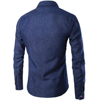 West Louis™ Business Luxury Cotton Shirt  - West Louis