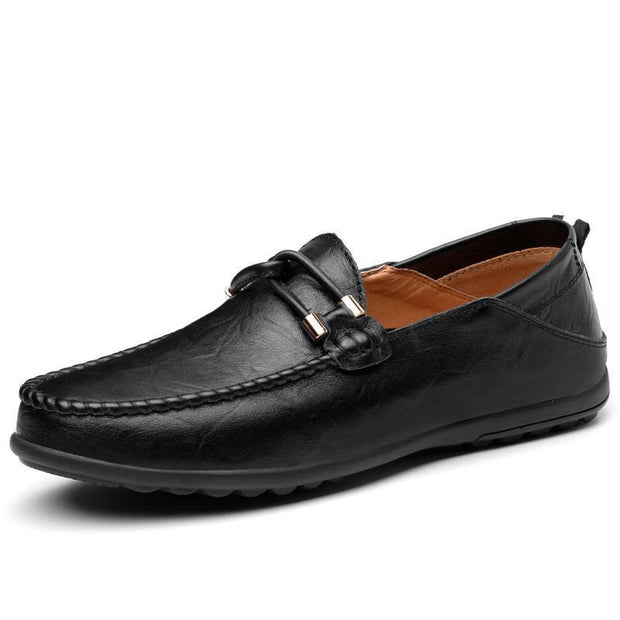 West Louis™ Casual Cow leather Moccasins  - West Louis