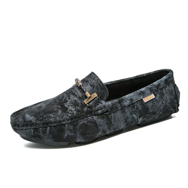 West Louis™ Luxury Genuine Leather Moccasins
