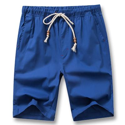 West Louis™ Knee Length Summer Shorts Blue / S - West Louis