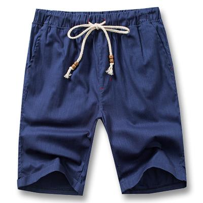 West Louis™ Knee Length Summer Shorts Navy / S - West Louis