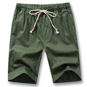 West Louis™ Knee Length Summer Shorts Green / S - West Louis
