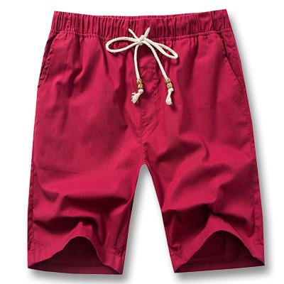 West Louis™ Knee Length Summer Shorts Red / S - West Louis