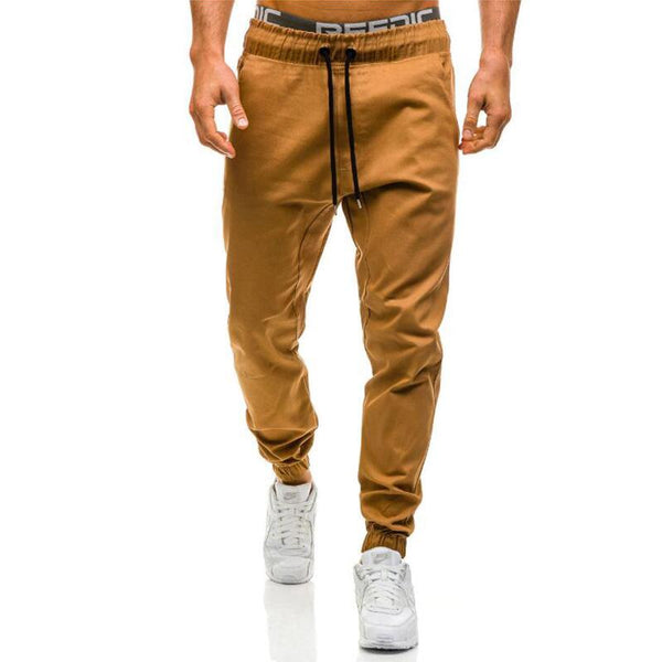 West Louis™ Designer Elastic Joggers - West Louis, Top of the line Men Pants