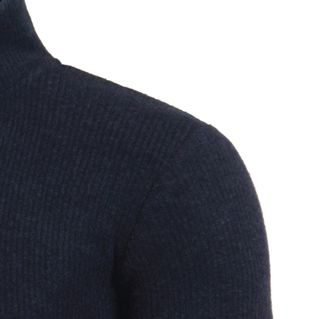 West Louis™ Autumn Knitted Turtleneck Sweater