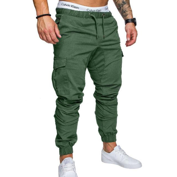 West Louis™ Harem Joggers Pants Green / M - West Louis