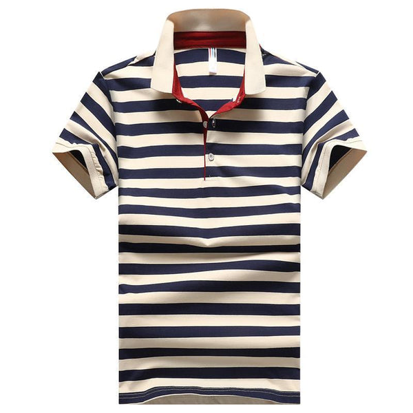 West Louis™ Summer Comfy Cotton Polo Shirt  - West Louis