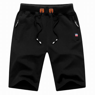 West Louis™ Casual Male Shorts Black / M - West Louis
