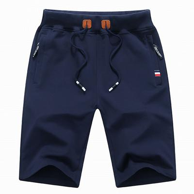 West Louis™ Casual Male Shorts Blue / M - West Louis