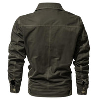 West Louis™ Autumn Army Jackets  - West Louis