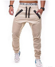 West Louis™ Multi Pocket Long Trouser Beige / M - West Louis