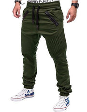 West Louis™ Multi Pocket Long Trouser Green / M - West Louis