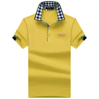 West Louis™ Brand Designer Polo Shirt