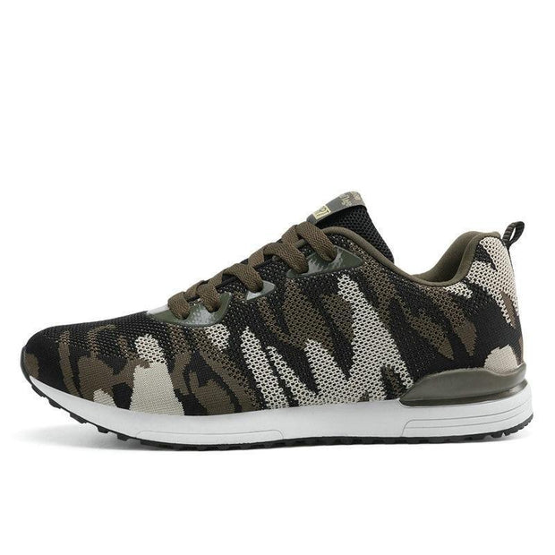 West Louis™ Camo Brand Light Weight Shoes