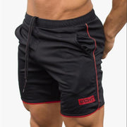 West Louis™ Sporting Bermuda Beach Shorts Black3 / L - West Louis