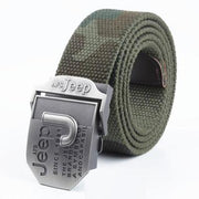 West Louis™ Military Tactical Belt Green / 125cm - West Louis