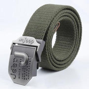 West Louis™ Military Tactical Belt Green2 / 125cm - West Louis